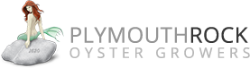 Pymouth Rock Oyster Growers Logo